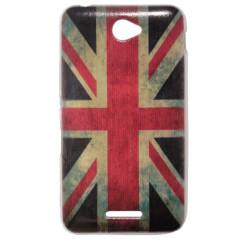 Capa Gel Reino Unido Xperia E4