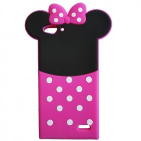 Capa Silicone Minnie Smart Ultra 6