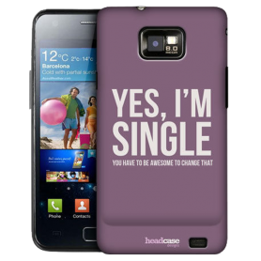 Capa HeadCase Galaxy S II / S II Plus
