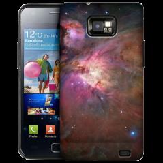 Capa Nebulosa Galaxy S II / S II Plus
