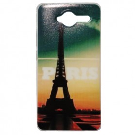 Capa Gel Paris 2 Smart A80