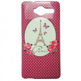Capa Gel Paris 3 Smart A80