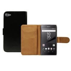Capa Flip Premium Xperia Z5 Compact