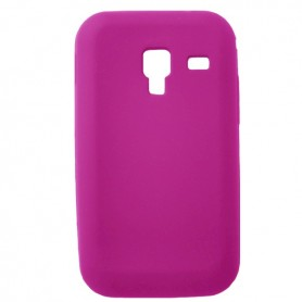 Capa Silicone Galaxy Ace Plus