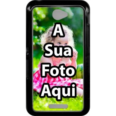 Capa Personalizada Xperia E4