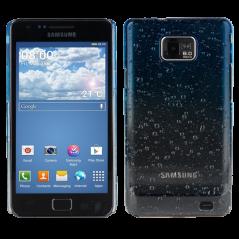 Capa Gotas Galaxy S II / S II Plus