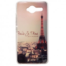 Capa Gel Paris 4 Smart A80