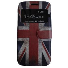 Capa Flip Janela Reino Unido Smart Prime 6