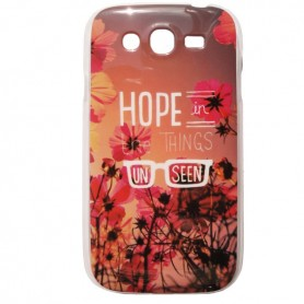 Capa Gel Hope Galaxy Grand / Duos / Neo / Duos