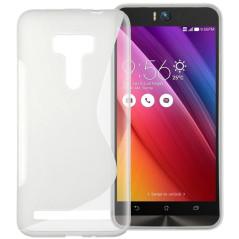 Capa Gel Curve Zenfone 2 Selfie (ZD551KL)