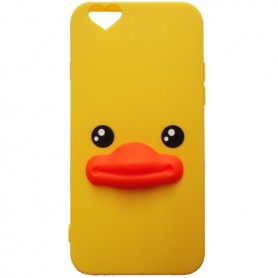 Capa Silicone Pato iPhone 6