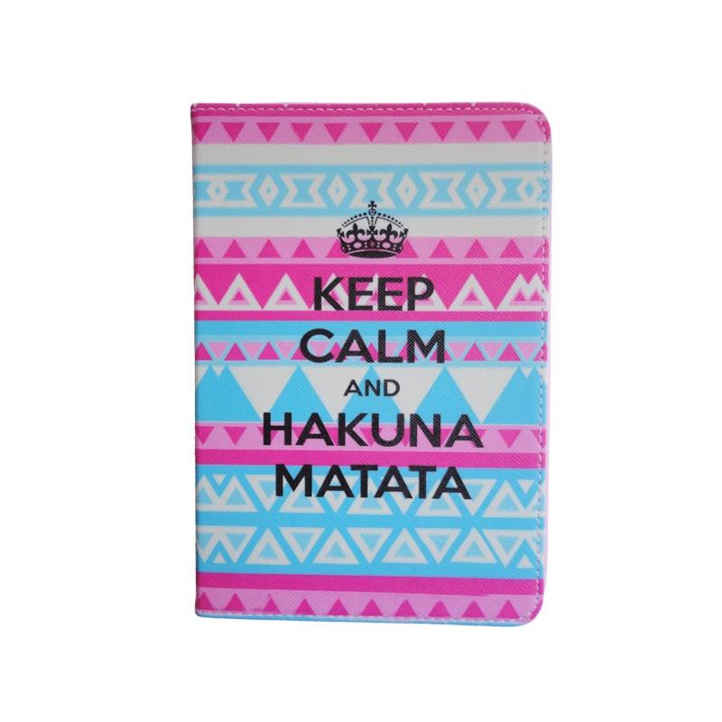 Capa Flip Hakuna Matata iPad Mini / Mini 2 / Mini 3