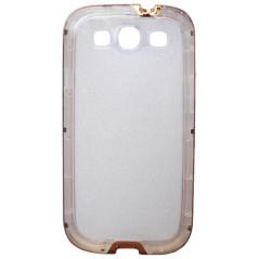 Capa Gel Brilhantes Frame Galaxy S3 / Neo