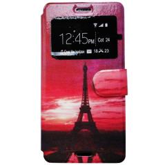 Capa Flip Eiffel Galaxy Core 2