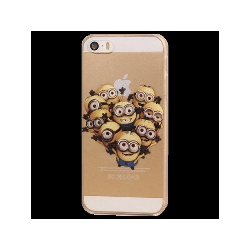 Capa Minions Gru Iphone 5