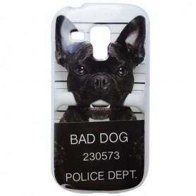 Capa Gel Bad Dog Galaxy S Duos / 2 / Trend / Plus