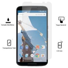 Película Vidro Temperado Nexus 6