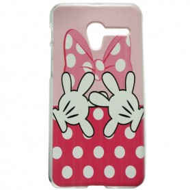 Capa Gel Minnie One Touch Pop 3 5 / Smart Grand 6