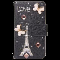 Capa Flip Paris Xperia Miro
