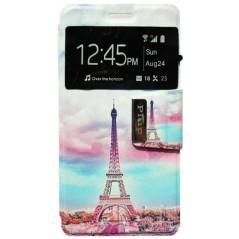 Capa Flip Janela Eiffel Pulp / 4G