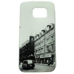 Capa Gel Cidade Galaxy S6 Edge