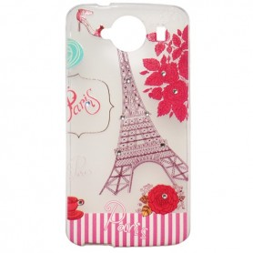 Capa Gel Eiffel Smart A80