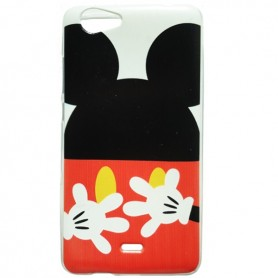 Capa Gel Mickey Pulp / 4G