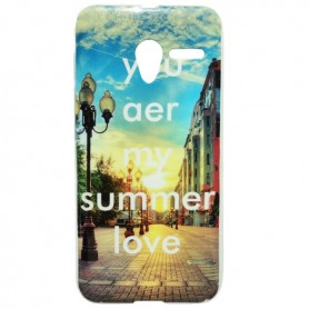 Capa Gel Summer One Touch Pixi 3 4.5