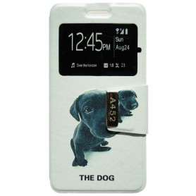 Capa Flip Janela The Dog Five
