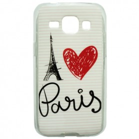 Capa Gel Paris Galaxy J1 / 4G