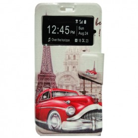 Capa Flip Janela Carro One Touch Pop 3 5'' / Smart Grand 6