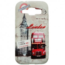 Capa Gel Londres Galaxy J1 / 4G