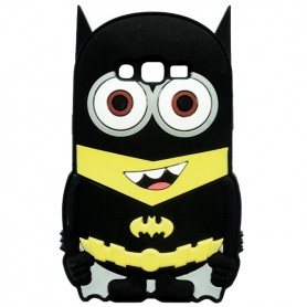 Capa Silicone Batman Galaxy Grand Prime