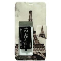 Capa Flip Janela Eiffel Lumia 535