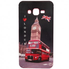Capa Silicone Londres Galaxy Grand Prime