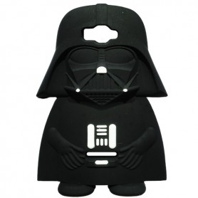 Capa Silicone Darth Vader One Touch Pop C7