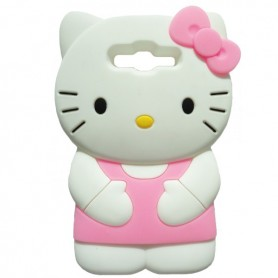 Capa Silicone Hello Kitty Galaxy Grand Prime