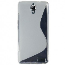 Capa Gel Curve One Touch Idol X