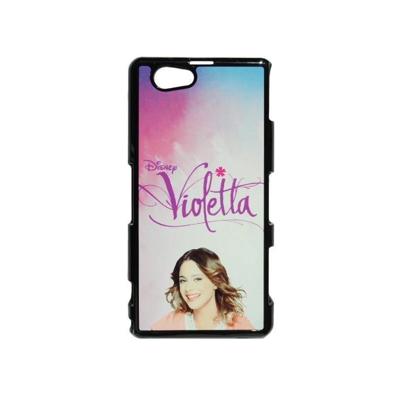 Capa Violetta Xperia Z1 Compact / Mini