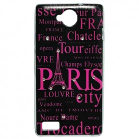 Capa Gel Paris Smart A40