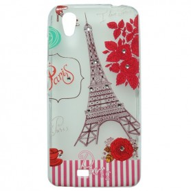 Capa Gel Eiffel 2 Smart A66