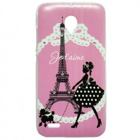 Capa Gel Eiffel 2 Smart Prime 6