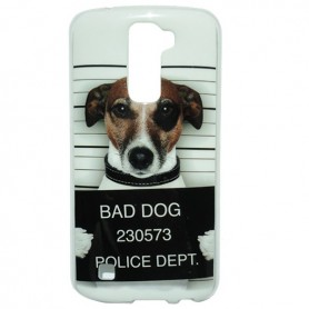 Capa Gel Bad Dog K10