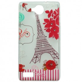 Capa Gel Paris 2 Smart A40