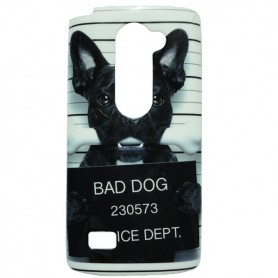 Capa Gel Bad Dog Leon / 4G / C50 / Y50 / H320