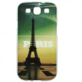 Capa Gel Paris Galaxy S3 / Neo
