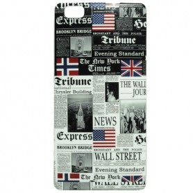 Capa Gel NY Times Ascend P8 Lite