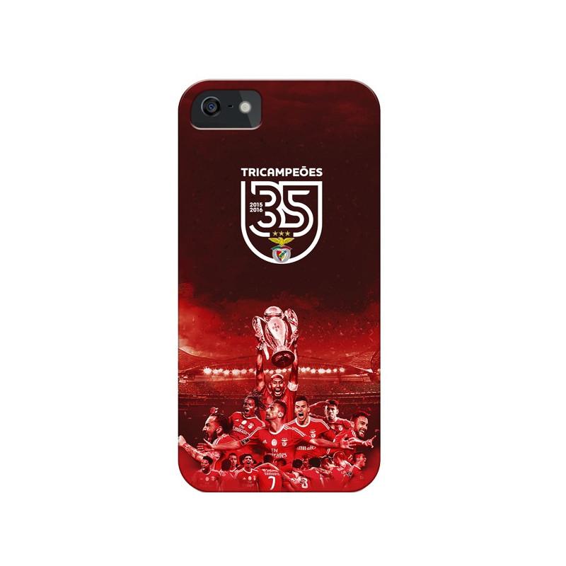 Capa Oficial Benfica - Design 1
