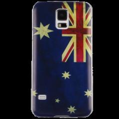 Capa Austrália Galaxy S5
