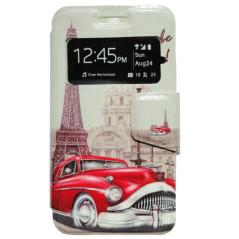 Capa Flip Janela Paris One Touch Pixi 3 (4)